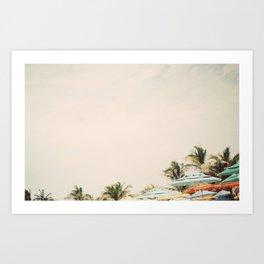 Clear Skies Art Print