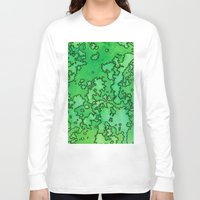 ruben ireland Long Sleeve T-shirts featuring Ireland by Andrea Gingerich