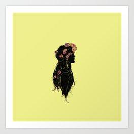 sweetninj Art Print