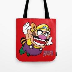 Super Wario Bros. 3 Tote Bag