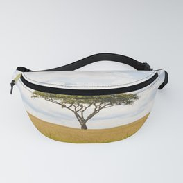 Tree Of Life - Serengeti Plains Africa 5100 Fanny Pack