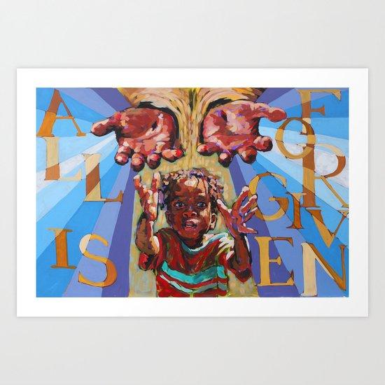 Ecclesia Easter 2011 Art Print