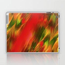 Melting in red / Sciogliersi nel rosso Laptop & iPad Skin