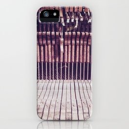 Piano Guts iPhone Case