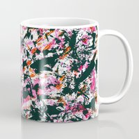 graffiti Mugs featuring graffiti by gasponce