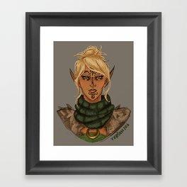 Velanna Framed Art Print