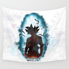 Son Goku - Limit Breaker Wall Tapestry