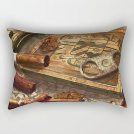 Dreaming Of Havana Rectangular Pillow