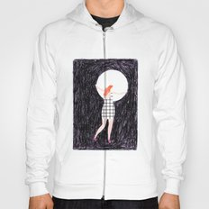 The girl who stole the moon Hoody