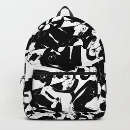 sharing Backpack
