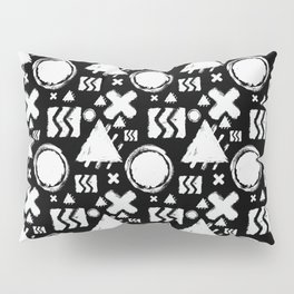 Contrast Geometrix Pillow Sham