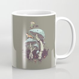 Elven Ranger Coffee Mug