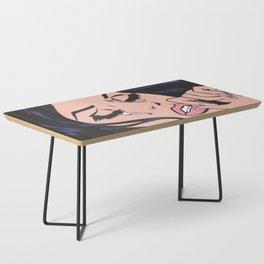 Sad Girl Coffee Table