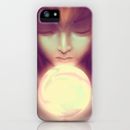 CandyGirl iPhone Case