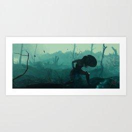 Diana Prince Art Print