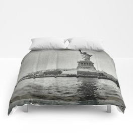 Statue of Liberty Comforters