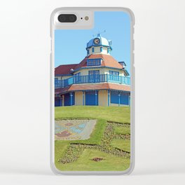 The Mount - Fleetwood - England Clear iPhone Case