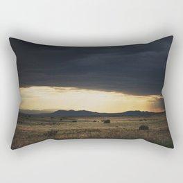 a new mexico storm ... Rectangular Pillow