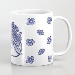 Herbizarre à la violette / Violet Ivysaur Coffee Mug