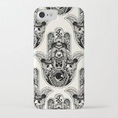 Hamsa Hand Panda iPhone 7 Slim Case
