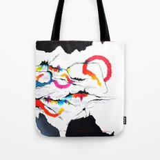 Fissures#4 Tote Bag