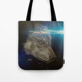 Wolf generation Tote Bag