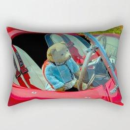 BEARY NICE CAR Rectangular Pillow