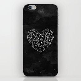 Heart No.2 iPhone Skin