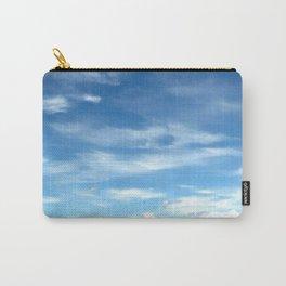 Blue Sky | Clouds | Spiritual | Zen | Nadia Bonello Carry-All Pouch