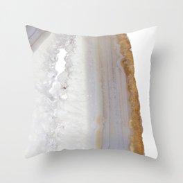 Caramelizing sugar Throw Pillow