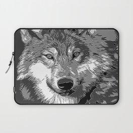 Wolf20151104 Laptop Sleeve