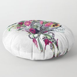 Momento Mori Chief Floor Pillow