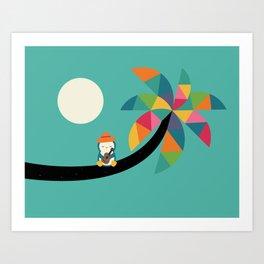 Amazing Vocation Art Print