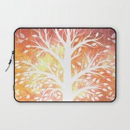 Orange Suprise Batik Laptop Sleeve