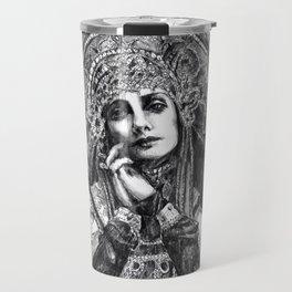Anna Pavlova Travel Mug
