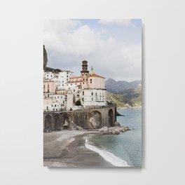 Atrani, Amalfi Coast Metal Print