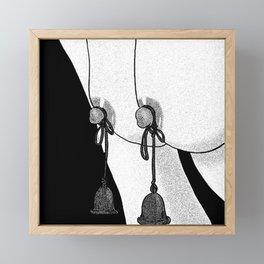 Tingle Tingle Framed Mini Art Print