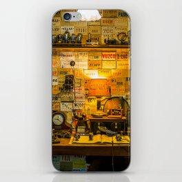 Wireless. iPhone Skin