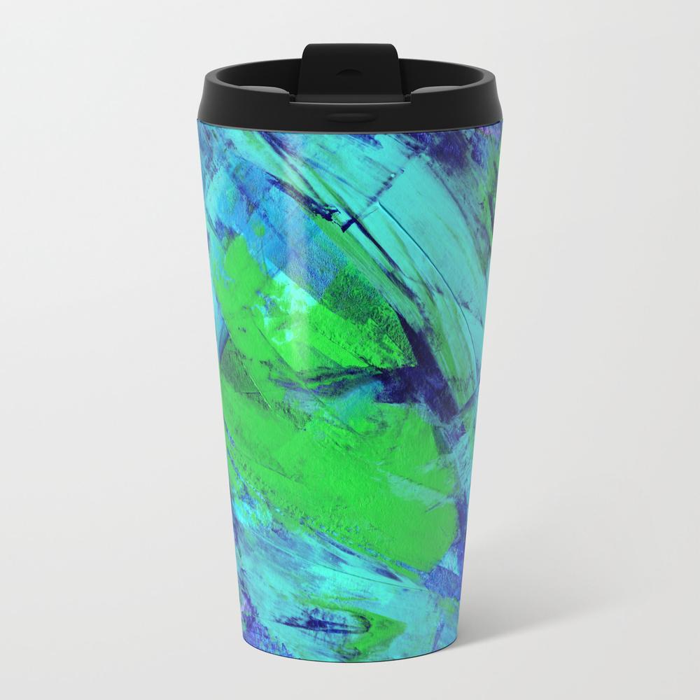 Resilience Metal Travel Mug by Jdgcreates MTM7885270