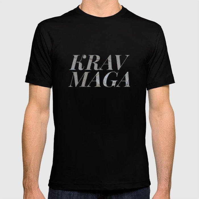 A tear in the cement   Krav Maga T-shirt