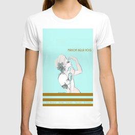 Maison della Voce -Turquoise T-shirt