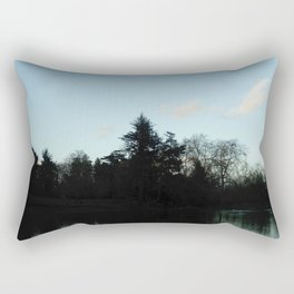 Nature, landscape and twilight 4 Rectangular Pillow