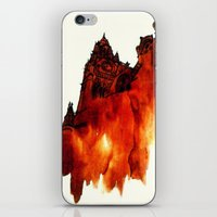 architecture iPhone & iPod Skins featuring ARCHITECTURE by hawwa a