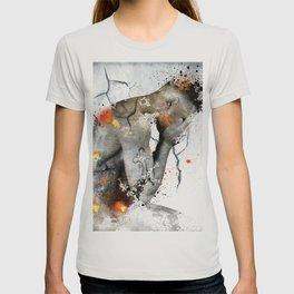 nude explore T-shirt