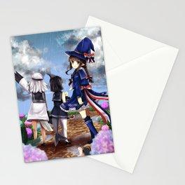 Hydrangea Isle (Wadanohara and the Great Blue Sea) Stationery Cards
