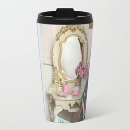 Makeup is a girl's best friend Travel Mug