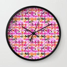 wigwam Wall Clock