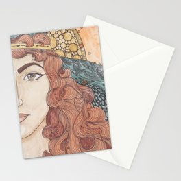 Deborah Stationery Cards