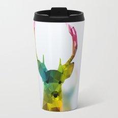 Glass Animal - Deer head Travel Mug
