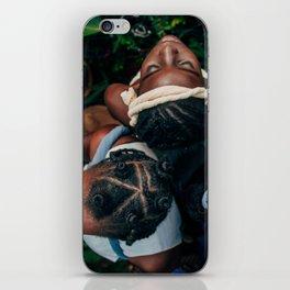 Heads iPhone Skin